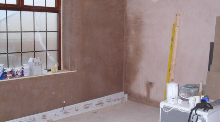 House Renovation, Otley During - 14